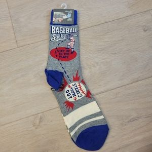 2/$15 Baseball Socks